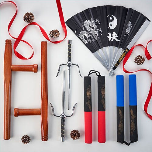Martial Arts Training Aids