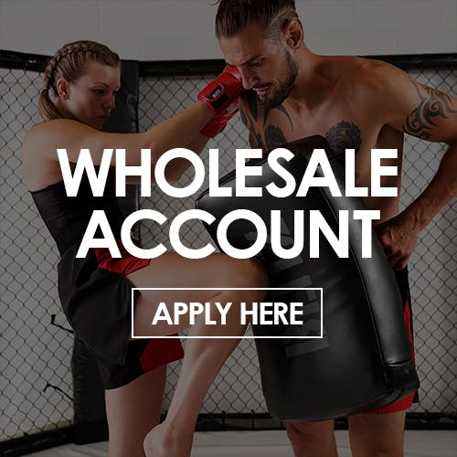 Get a Blitz Martial Arts Wholesale account