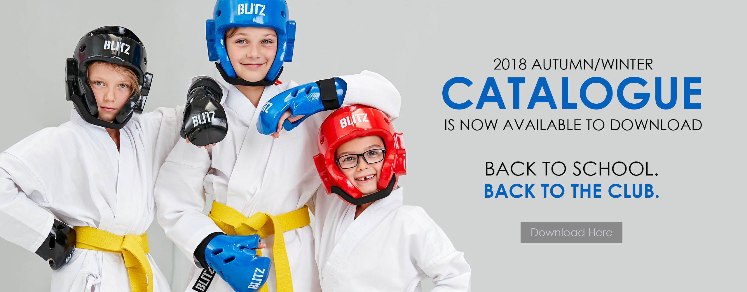 2018 Blitz Autumn/Winter Catalogue is now available to download