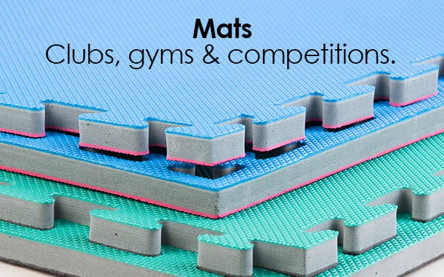 Used in many Martial Arts competitions, schools, gyms, clubs, dojos and homes, see our large selection of jigsaw mats, crash mats and roll mats. Perfect for practicing and developing your Martial Arts techniques safely.