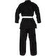 Adult Black Challenger Karate Suit - Rear
