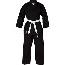 Adult Black Challenger Karate Suit