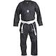 Adult Black Polycotton Taekwondo Suit