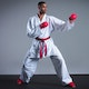 Adult Competition Lite WKF Approved Kumite Karate Suit - Lifestyle
