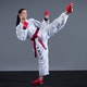Adult Fighter Lite Karate Suit - Lifestyle