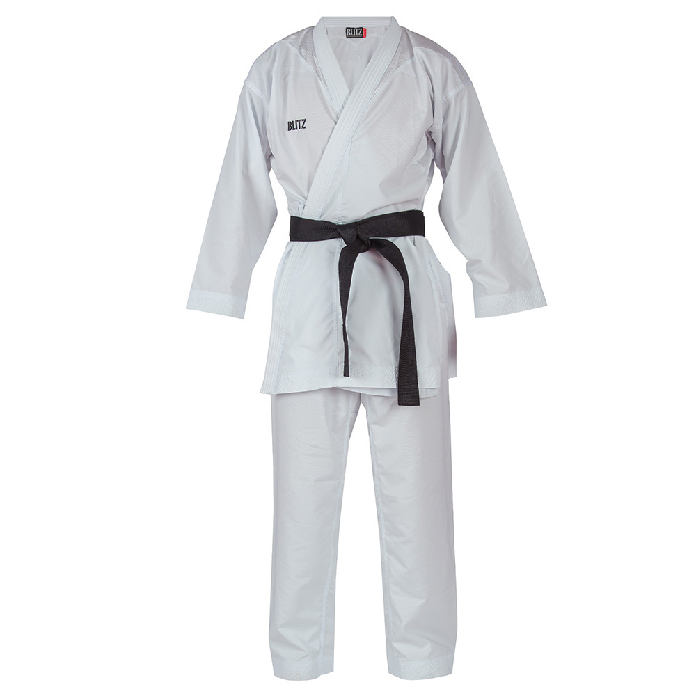 Image of Blitz Adult Fighter Lite Karate Suit