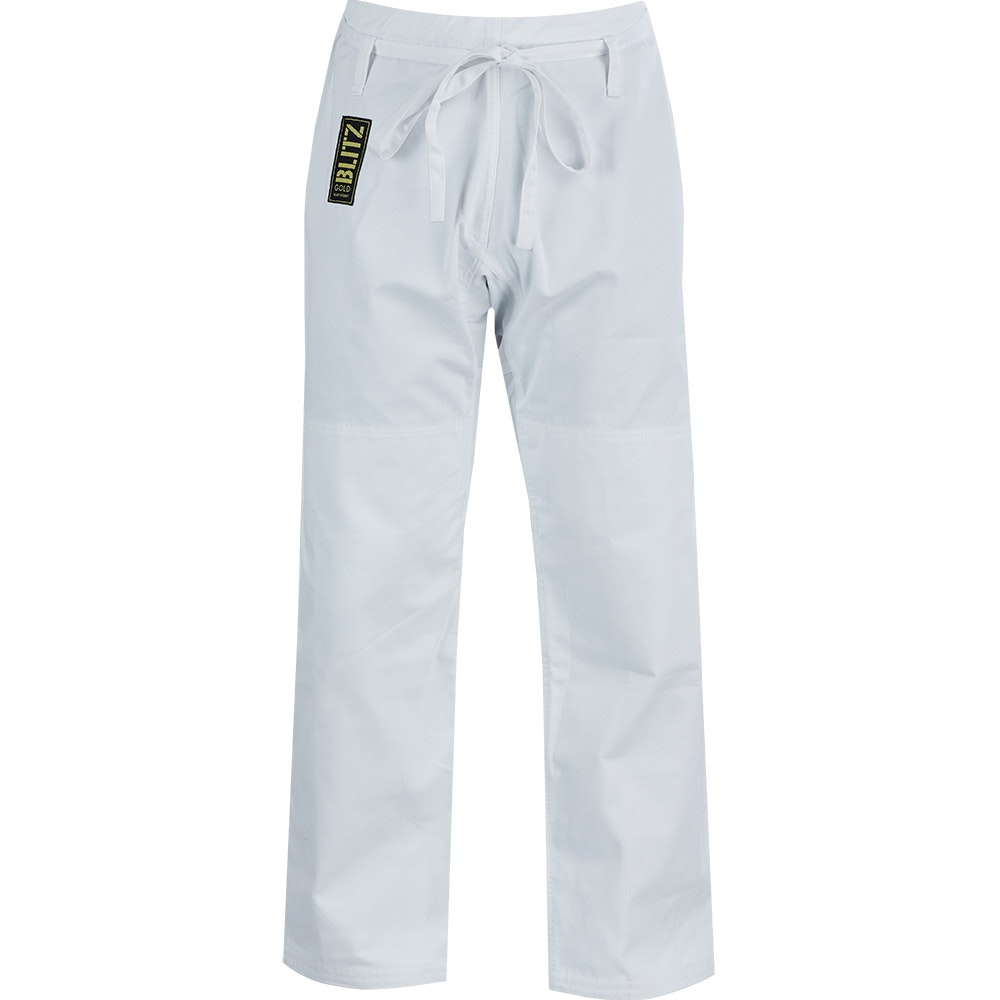 Adult Gold Heavyweight Judo Pants