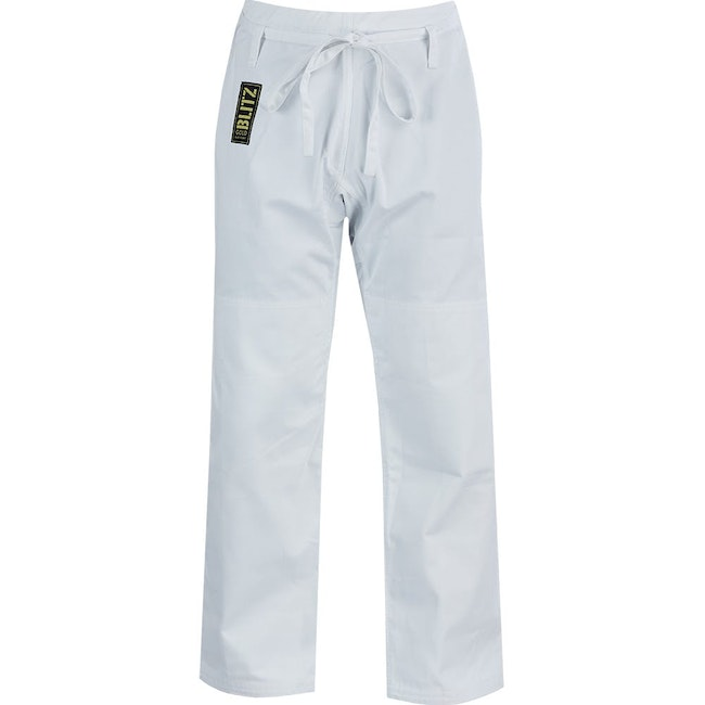 Blitz Adult Gold Heavyweight Judo Trousers