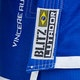 Adult Lutador Brazilian Jiu Jitsu Gi in Blue - Detail 2