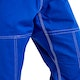 Adult Lutador Brazilian Jiu Jitsu Gi in Blue - Detail 5