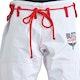 Adult Lutador Brazilian Jiu Jitsu Gi in White - Detail 4