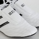 Martial Arts Training Shoes - White / Black - Detail 1