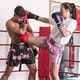 Adult Muay Thai Fight Shorts - Lifestyle