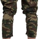 Kids Ninja Suit in Camouflage - Details 6