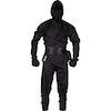 Adult 8oz Ninja Suit - Black