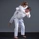 Adult Polycotton Student Judo Suit 350gsm - Lifestyle 2