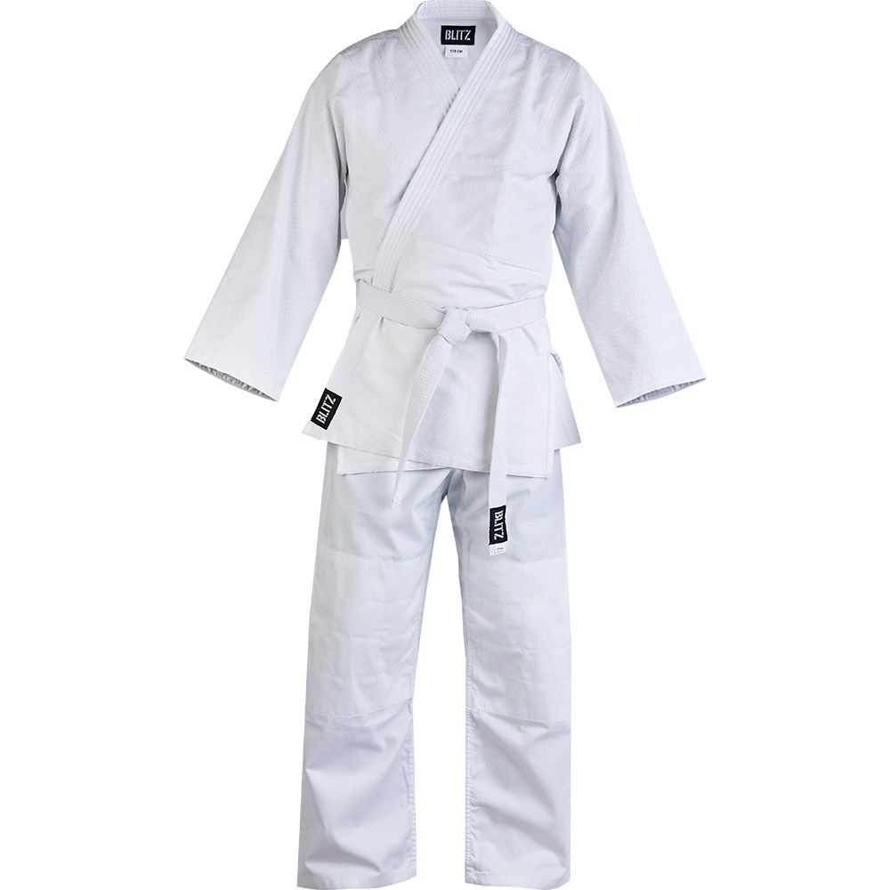 Image of Blitz Adult Polycotton Student Judo Suit50gsm