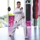 Adult Polycotton Student Karate Suit - Lifestyle