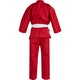 Adult Polycotton Student Karate Suit in Red - Back
