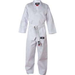 Adult Polycotton 7oz V-Neck Suit