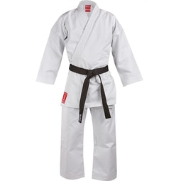 Adult Silver Tournament Karate Suit - 14oz