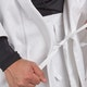 Adult White Diamond Karate Suit - Detail C