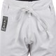 Adult White Diamond Karate Suit - Detail D