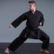 Black Challenger Karate Suit - Lifestyle