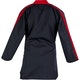Blitz Adult Classic Freestyle Top in Black / Red - Back