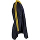 Blitz Adult Classic Freestyle Top in Black / Yellow - Side