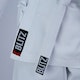 Blitz Adult Cotton Student Karate Suit - 7oz in White - Detail 1