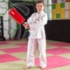 Blitz Adult Lightweight 6oz Karate Suit - Lifestyle