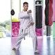 Blitz Adult Student 7oz Karate Suit - Lifestyle