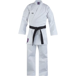 Blitz Adult Zanshin Middleweight 12oz Karate Suit
