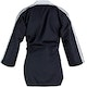 Blitz Kids Classic Freestyle Top in Black / White - Back
