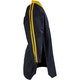 Blitz Kids Classic Freestyle Top in Black / Yellow - Side