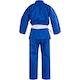 Blitz Kids Student 7oz Karate Suit in Blue - Back