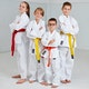 Blitz Kids Student 7oz Karate Suit - Detail 6