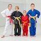 Blitz Kids Student 7oz Karate Suit - Detail 7