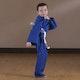 Blitz Kids Student 7oz Karate Suit - Lifestyle