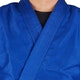 Blitz Lightweight Judo Suit - 283g in Blue - Detail 1