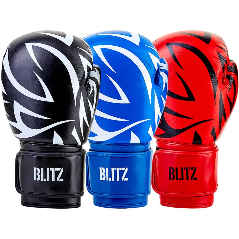 Image of Blitz Muay Thai Boxing Gloves