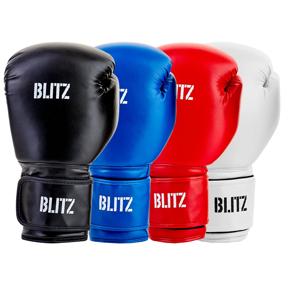Head Multi Sport Gloves With Sensatec Black Large: Blitz Training Boxing Gloves