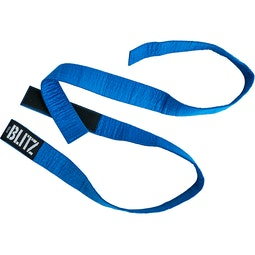 Blitz Velcro Plain Coloured Belt