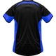 Blitz XpertDry T-Shirt in Black / Blue - Back