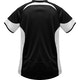 Blitz XpertDry T-Shirt in Black / White - Back