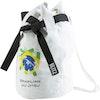 Brazilian Jiu Jitsu Discipline Duffle Bag - White