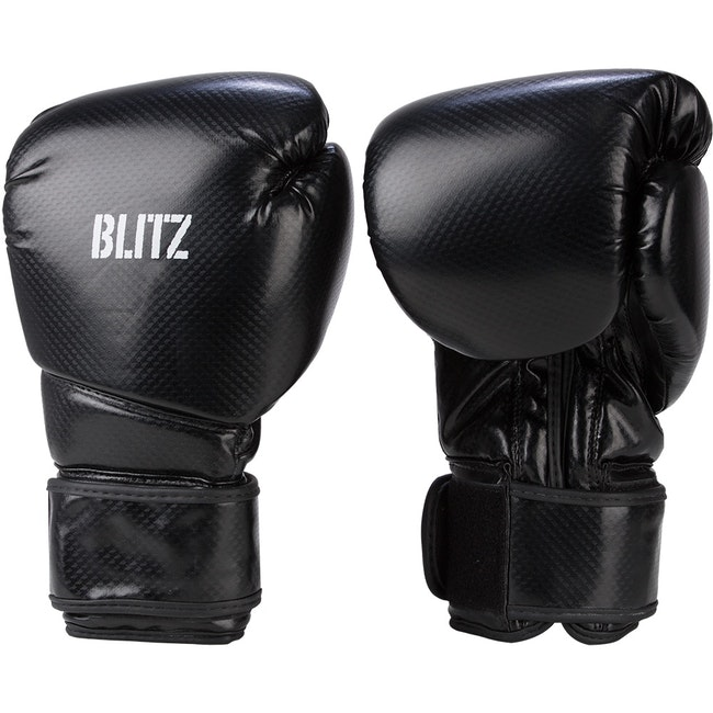 Blitz Carbon Boxing Gloves
