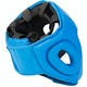 Club Full Contact Head Guard in Blue - Side