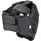 Club Semi Contact Head Guard in Black - Rear